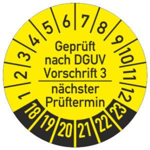DGUV V3 Prüfung Lankwitz Berlin